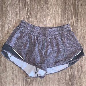 Lululemon hotty hot shorts size 6